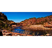 Katherine Gorge Panorama 4 Photographic Print