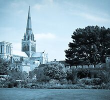 Chichester Cathedral by ChromaticTouch