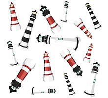 Lighthouse Pattern by SylviaChambers