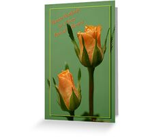 Special Person Birthday Greeting Card