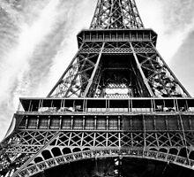 La Tour Eiffel by Jayne Le Mee
