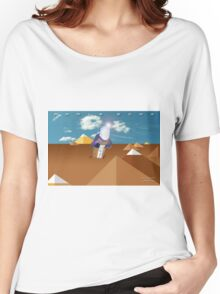 Whale Song part 4 Women's Relaxed Fit T-Shirt