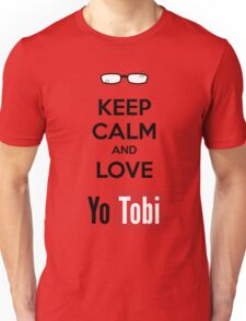 Keep Calm Yotobi Unisex T-Shirt