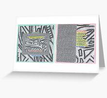 Album Design Greeting Card