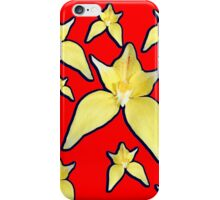Cowslip Orchid iPhone Case/Skin