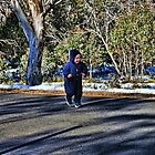The Loneliness of the Long Distance Runner by bazcelt