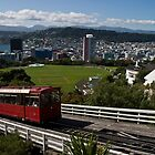 Wellington Cable Car by jacquelinekvz