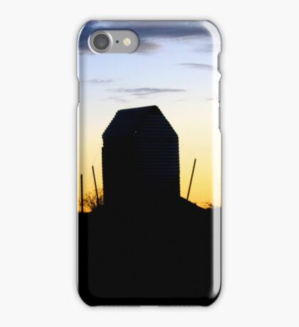 Outback Sunset - Dunny  iPhone Case/Skin