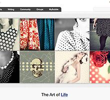 6 September 2010 by The RedBubble Homepage