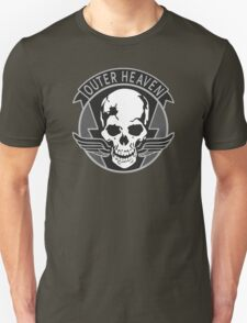 Metal Gear Solid - Outer Heaven (Gray) T-Shirt