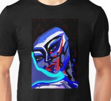 BlueJulie/A Stiff Upper Lip Unisex T-Shirt