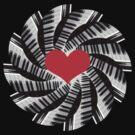 I Love Music by viennablue