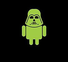 Darth Android Vader by dracula385
