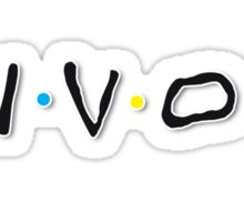 Pivot! Sticker