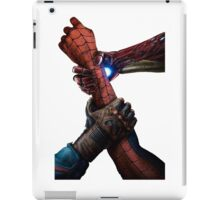 hand of hero iPad Case/Skin