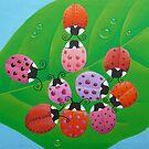 Ladybugs by Koekelijn