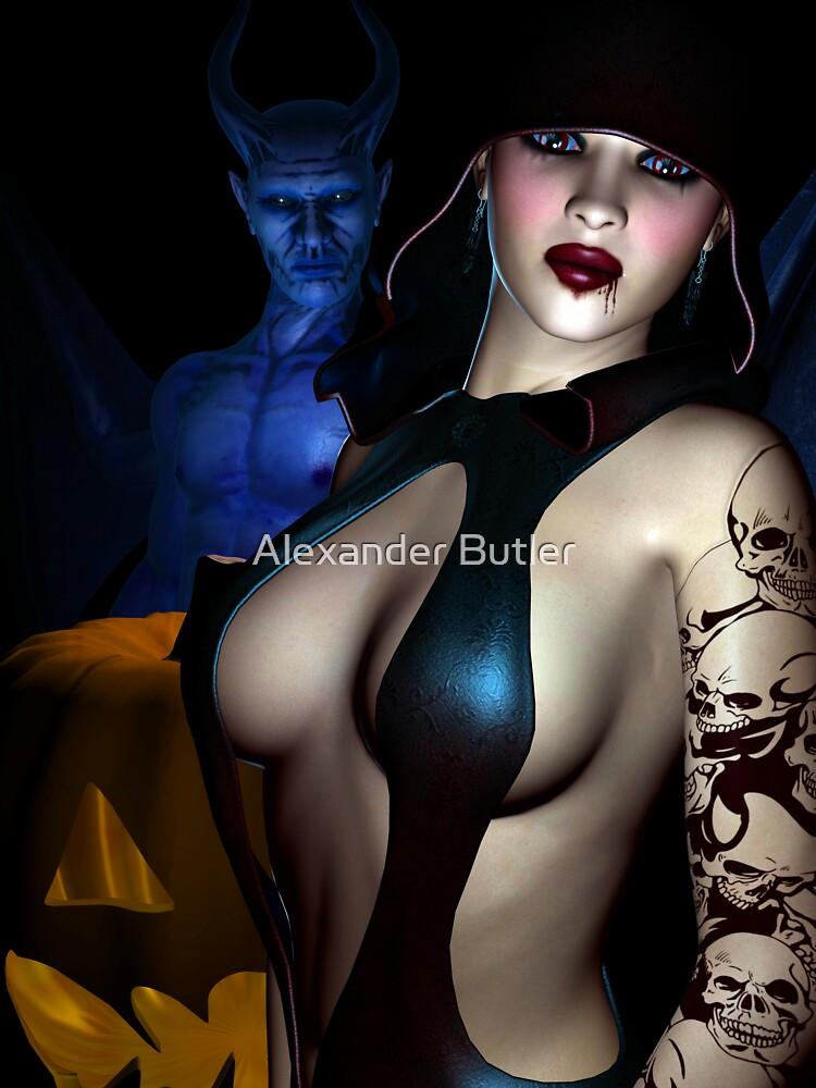 Halloween by Alexander Butler