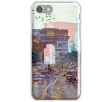 Parisian Mosaic - Piece 25 - Les Champs-Élysées iPhone Case/Skin