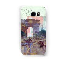 Parisian Mosaic - Piece 25 - Les Champs-Élysées Samsung Galaxy Case/Skin
