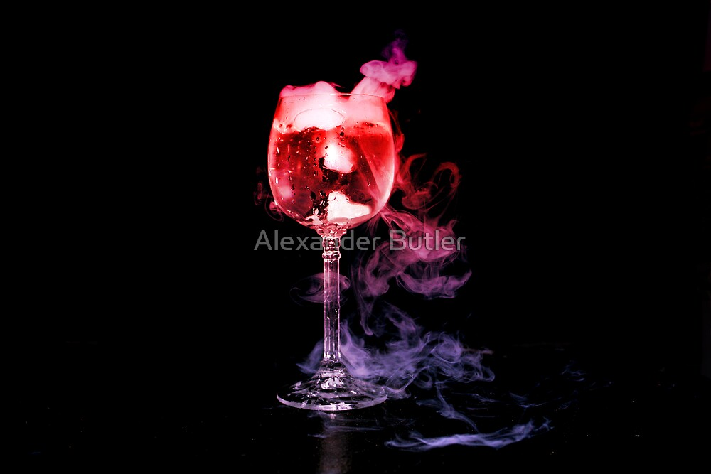 Magic Potion by Alexander Butler