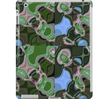 abstact art iPad Case/Skin