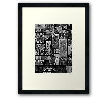 SMITE Comics Moment Montage Framed Print