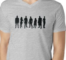 dark matter Mens V-Neck T-Shirt