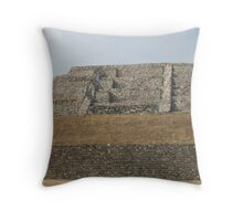 Xochicalco, Morelos, Mexico Throw Pillow