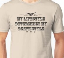 Life/Deathstyle Unisex T-Shirt