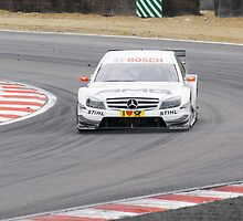 Mercedes DTM Touring Car by DanRedrup