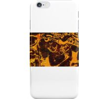 Conversations in Mayan 2 iPhone Case/Skin