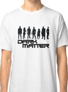 dark matter - black Classic T-Shirt