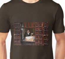 Memories of Spain 3 - Lonely Man Dinner in Madrid's Latin Quarter Unisex T-Shirt