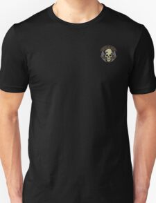 Metal Gear Solid - Outer Heaven (Alt coloring, transparent, over heart) T-Shirt