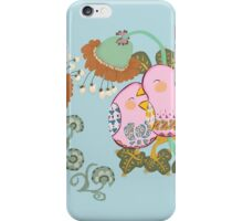 Loving Birds iPhone Case/Skin