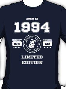 Born in 1994 T-Shirt