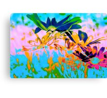 Secret Garden I Canvas Print