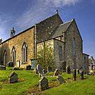 Torryburn Parish Church by Tom Gomez