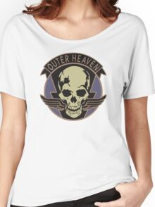 Metal Gear Solid - Outer Heaven (Alternate coloring) Women's Relaxed Fit T-Shirt