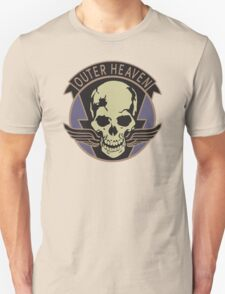 Metal Gear Solid - Outer Heaven (Alternate coloring) T-Shirt