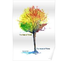 The Best of Times and The Worst of Times Poster