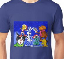 Celebrating Christmas...Harmony among species. Unisex T-Shirt