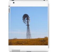Windmill  iPad Case/Skin