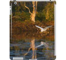 Sunset Wetlands  iPad Case/Skin