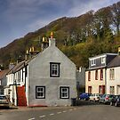Limekilns Main Street by Tom Gomez