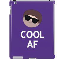 Cool AF iPad Case/Skin