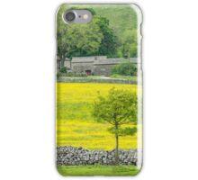Flower Meadows Halton Gill Yorkshire iPhone Case/Skin