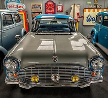 Vauxhall Cresta PA by Adrian Evans