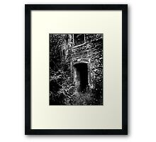 Places we have known Framed Print