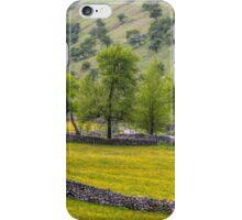Yorkshire Dales Landscape Langstrothdale iPhone Case/Skin